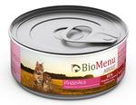 Консервы для собак и кошек BioMenu